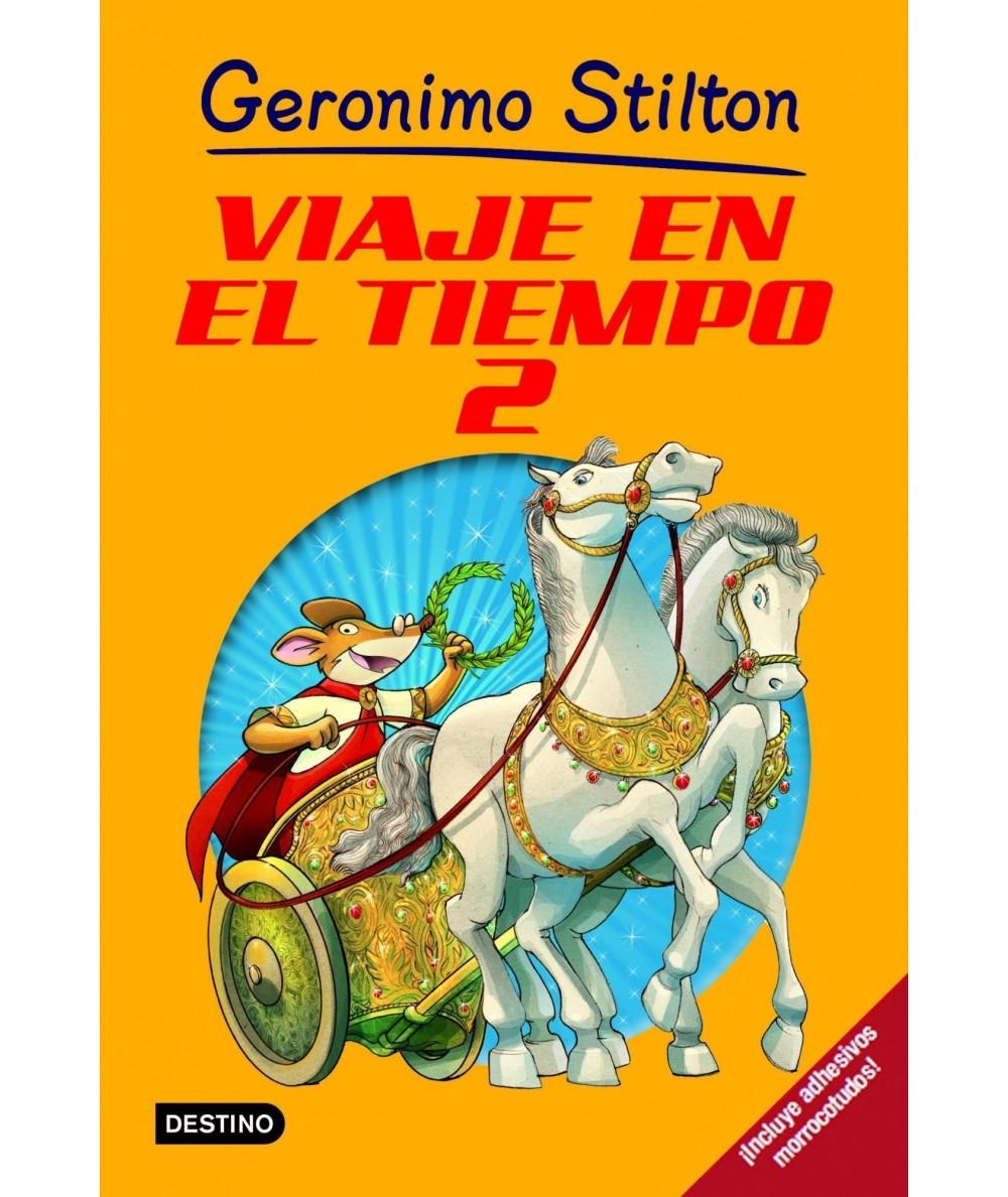 GERONIMO STILTON VIAJE EN EL TIEMPO 2 Infantil