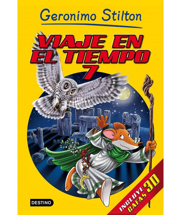 GERONIMO STILTON VIAJE EN EL TIEMPO 7 Infantil