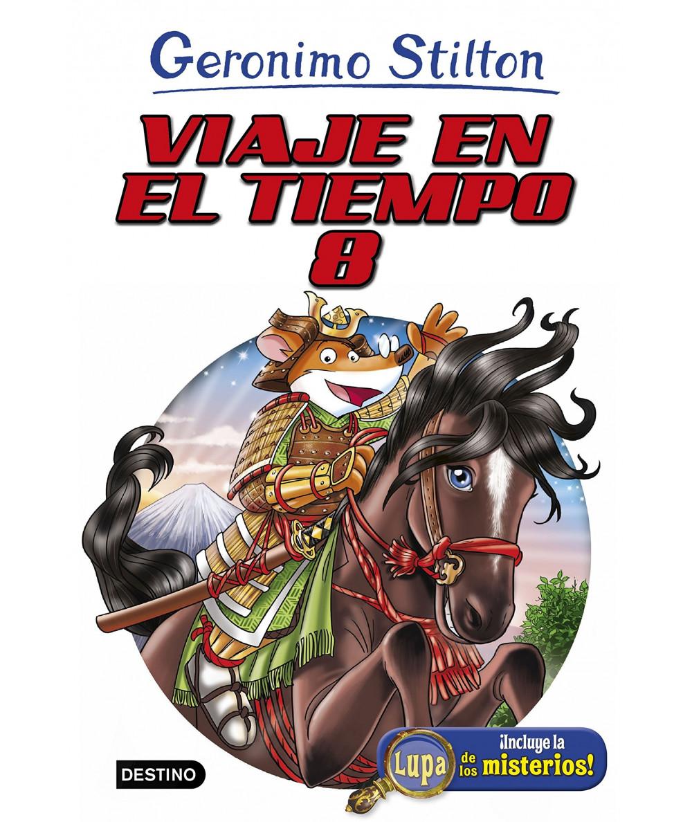 GERONIMO STILTON VIAJE EN EL TIEMPO 8 Infantil