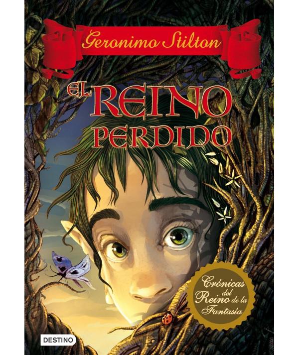 CRONICAS REINO FANTASIA 1 REINO PERDIDO Infantil