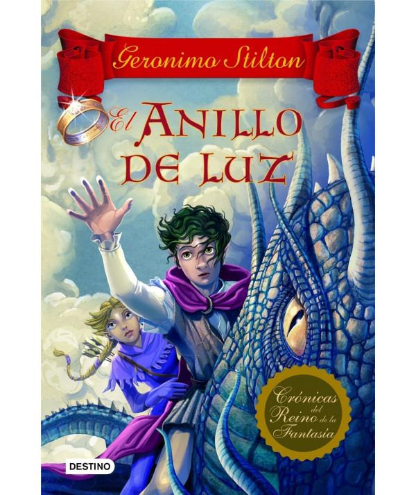 CRONICAS REINO FANTASIA 4 EL ANILLO DE LUZ Infantil