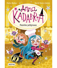 ANNA KADABRA 6 PASTELES PELIGROSOS Infantil