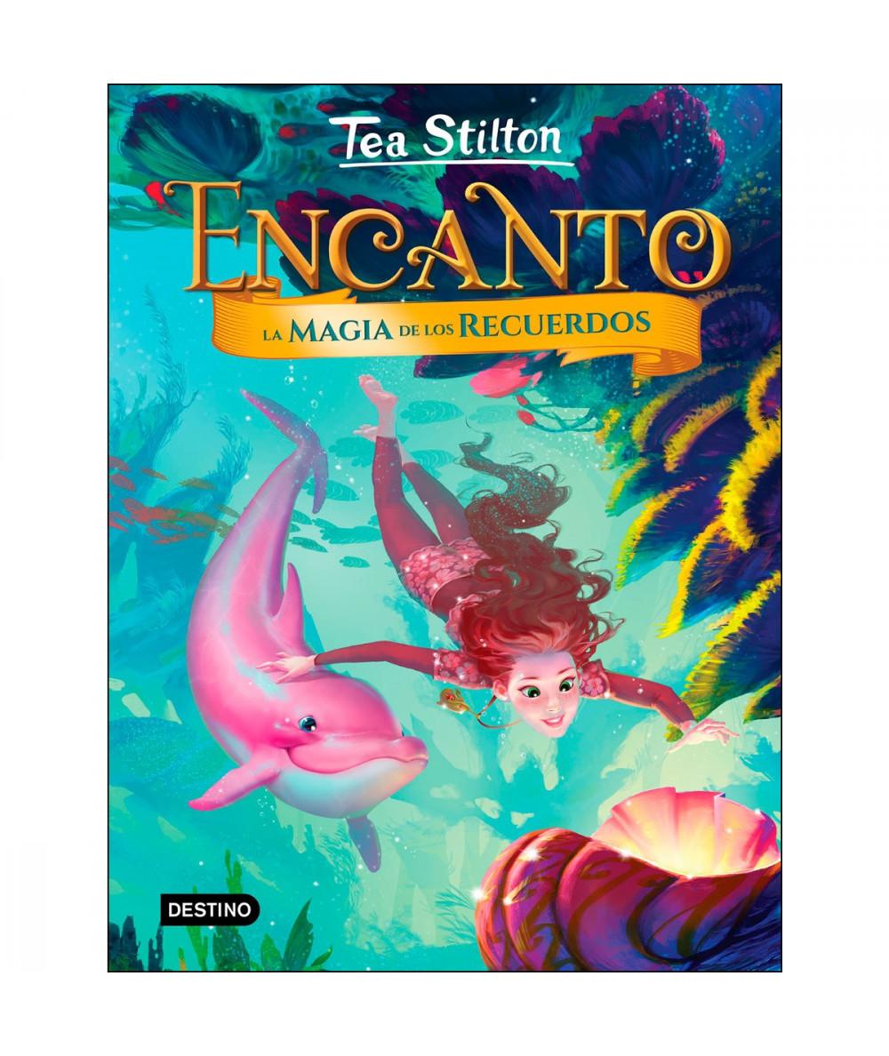 TEA STILTON ENCANTO 3 LA MAGIA DE LOS RECUERDOS Infantil