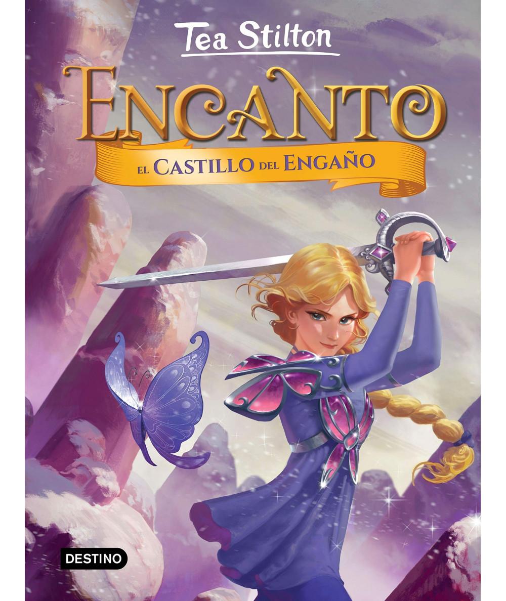 TEA STILTON ENCANTO 5 EL CASTILLO DEL ENGAÑO Infantil