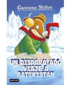 GERONIMO STILTON 5 UN DISPARATADO VIAJE A RATIKISTAN Infantil