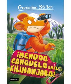 GERONIMO STILTON 26 MENUDO CANGUELO EN EL KILIMANJARO Infantil