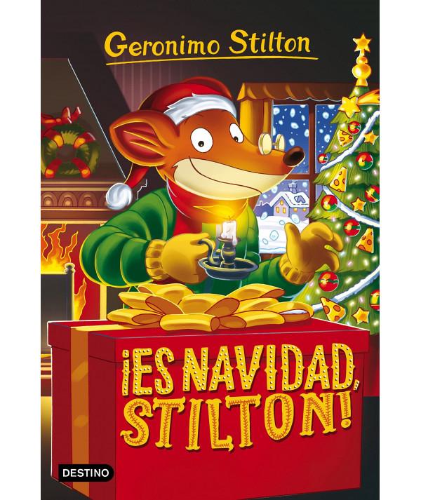 GERONIMO STILTON 30 ES NAVIDAD STILTON Infantil