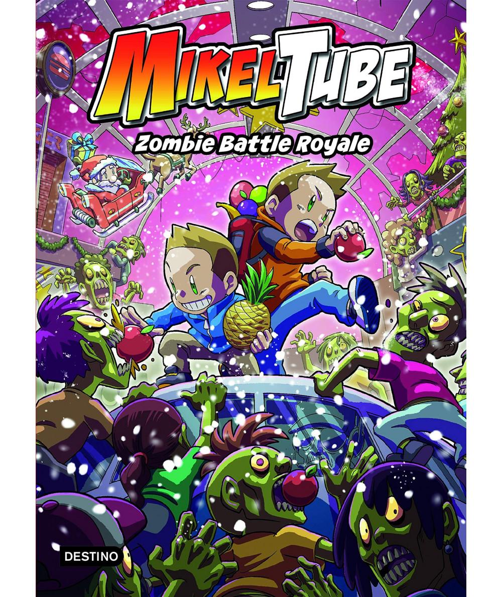 MIKELTUBE 3 ZOMBIE BATTLE ROYALE Infantil