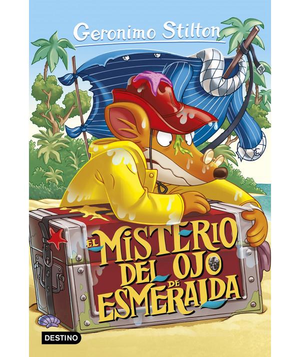 GERONIMO STILTON 33 MISTERIO DEL OJO DE ESMERALDA Infantil