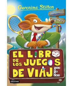 GERONIMO STILTON 34 EL LIBRO DE LOS JUEGOS DE VIAJE Infantil
