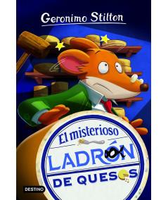 GERONIMO STILTON 36 EL MISTERIOSO LADRON DE QUESOS Infantil
