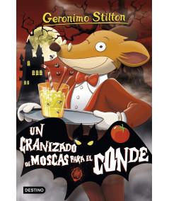 GERONIMO STILTON 38 UN GRANIZADO DE MOSCAS PARA EL CONDE Infantil