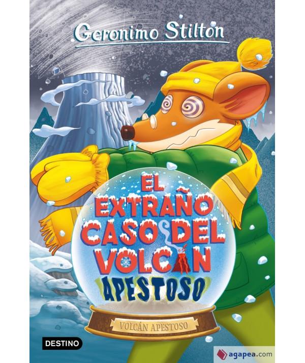 GERONIMO STILTON 39 EXTRAÑO CASO DEL VOLCAN APESTOSO Infantil