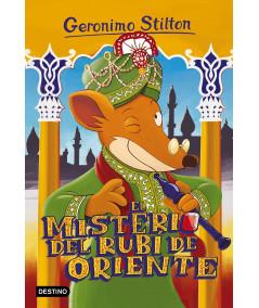 GERONIMO STILTON 61 EL MISTERIO DEL RUBI DE ORIENTE Infantil