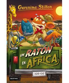 GERONIMO STILTON 62 UN RATON EN AFRICA Infantil