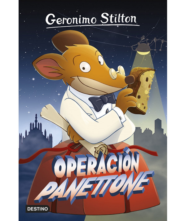 GERONIMO STILTON 63 OPERACION PANETTONE Infantil