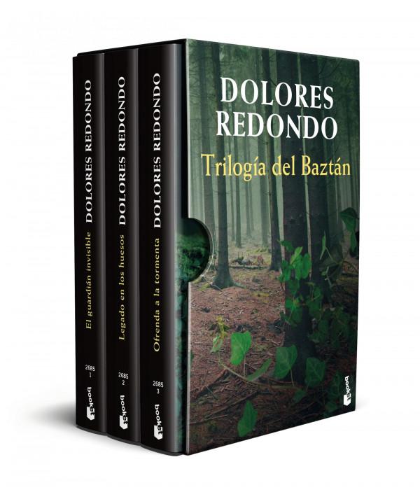 PACK TRILOGIA DEL BAZTAN. DOLORES REDONDO Fondo General