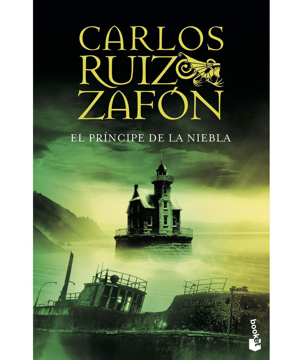 EL PRINCIPE DE LA NIEBLA. CARLOS RUIZ ZAFON Fondo General