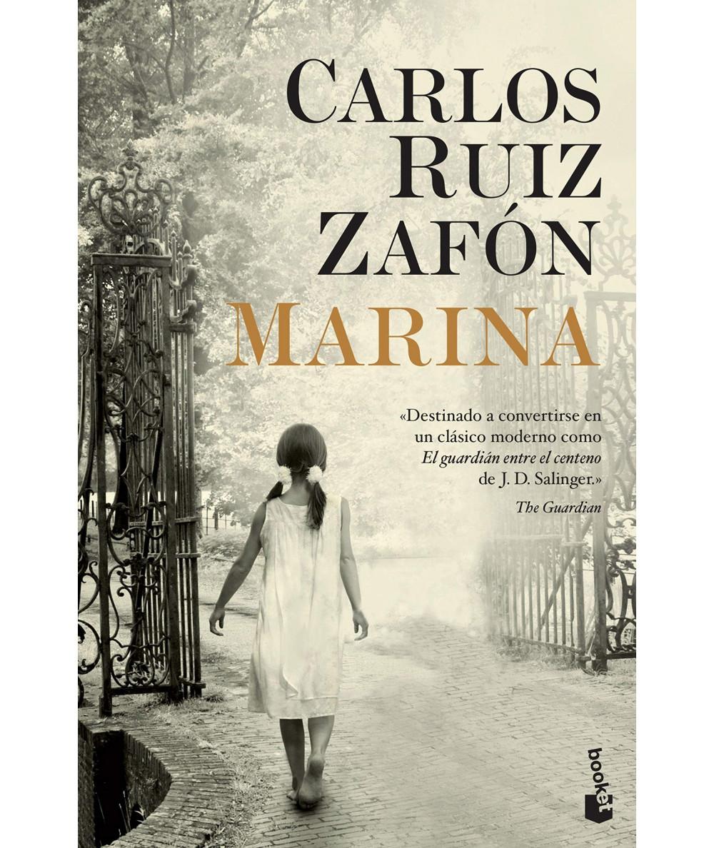 MARINA. CARLOS RUIZ ZAFON Fondo General