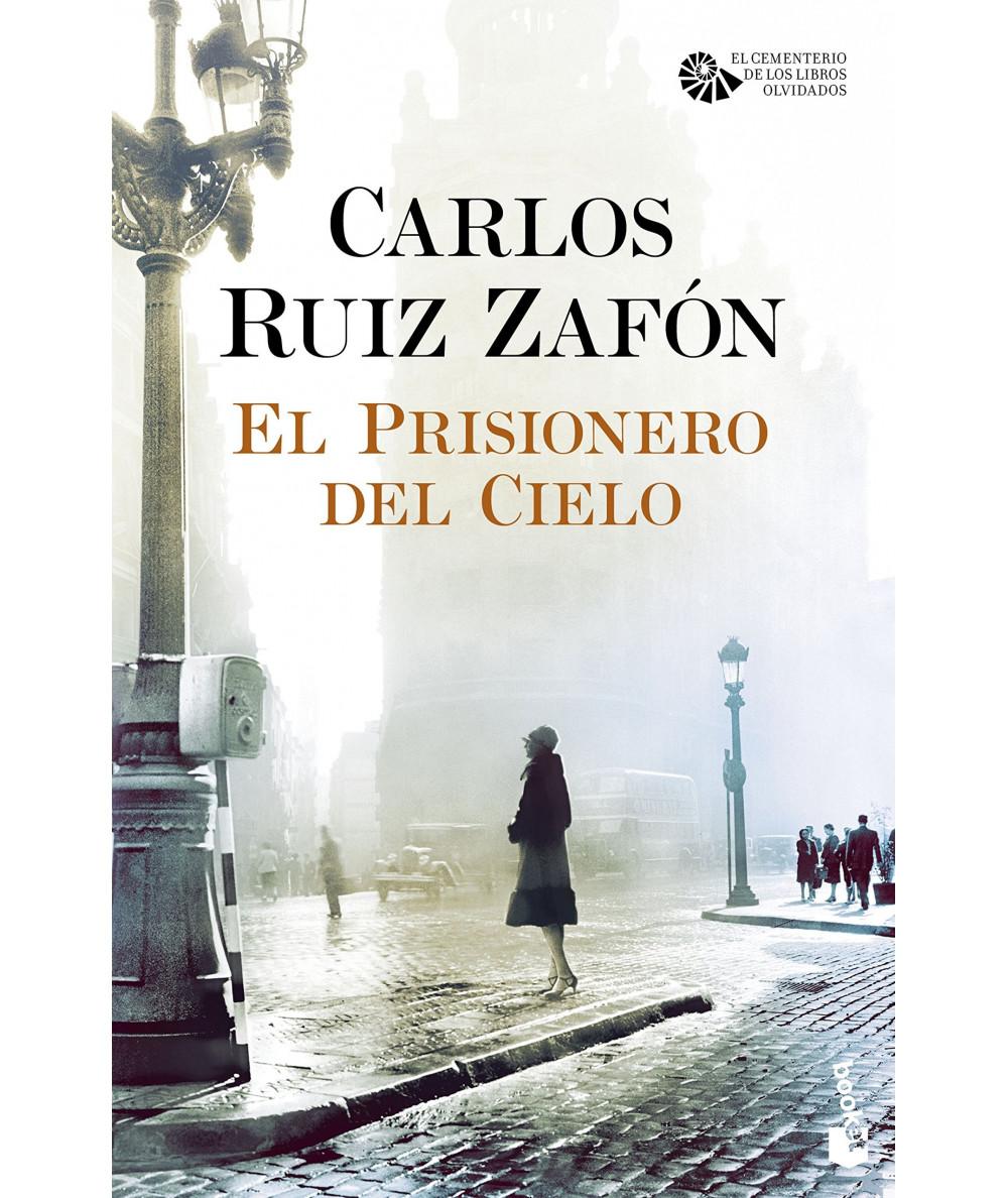 EL PRISIONERO DEL CIELO. CARLOS RUIZ ZAFON Fondo General