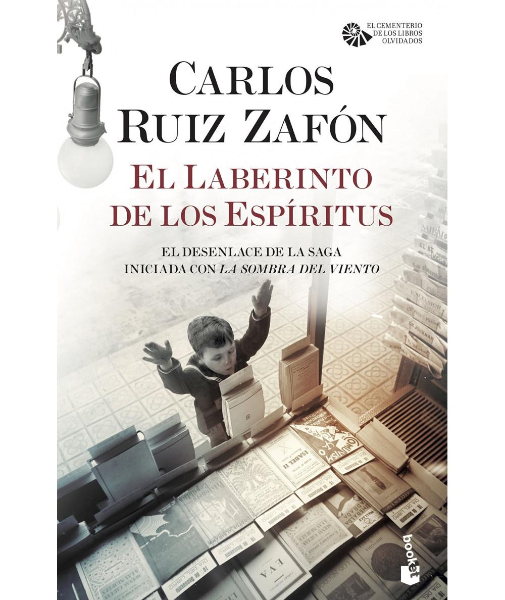 EL LABERINTO DE LOS ESPIRITUS. CARLOS RUIZ ZAFON Fondo General