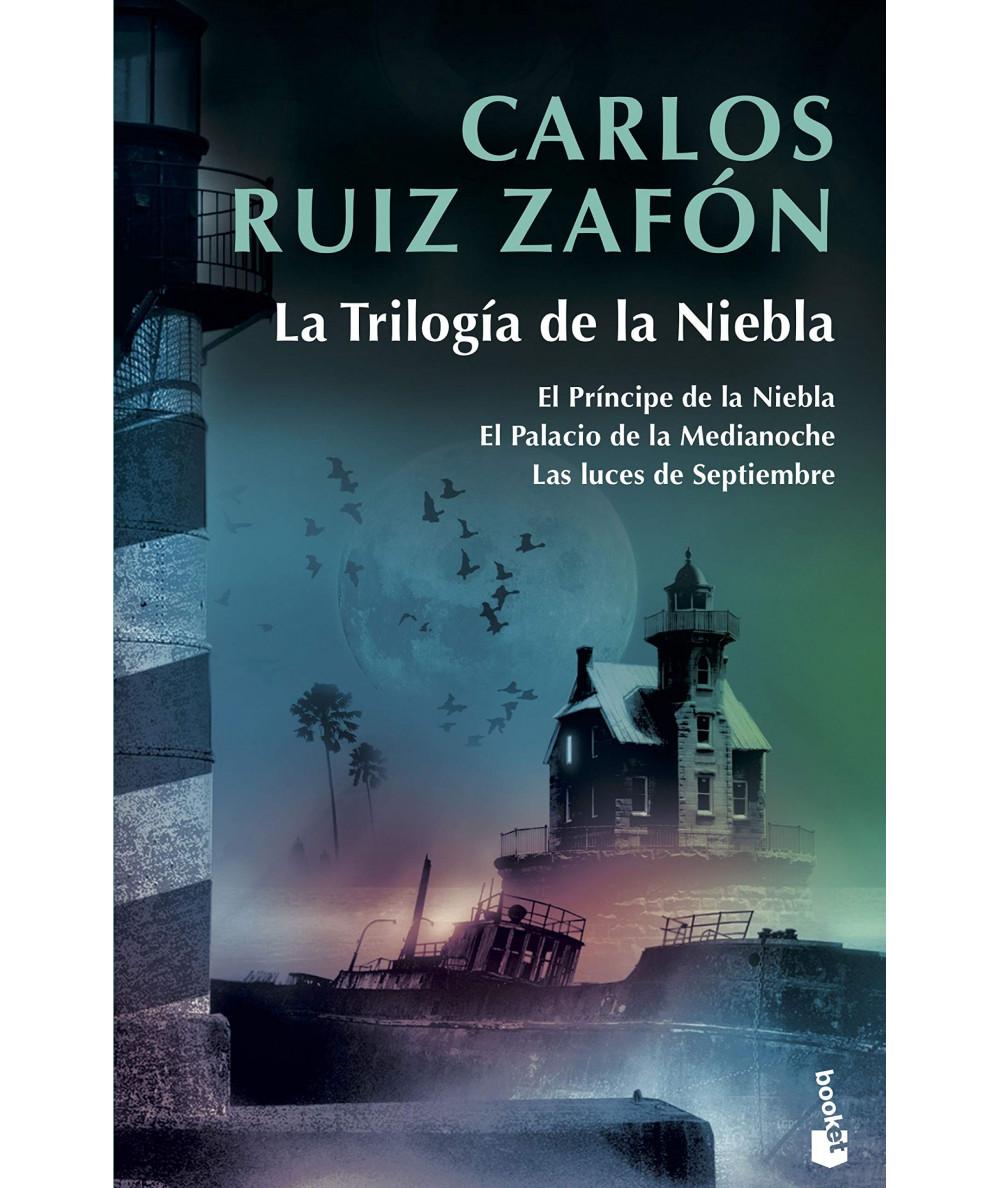 LA TRILOGÍA DE LA NIEBLA. CARLOS RUIZ ZAFON Fondo General