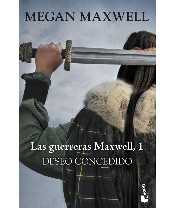 DESEO CONCEDIDO. MEGAN MAXWELL Fondo General