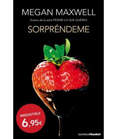 SORPRENDEME. MEGAN MAXWELL Fondo General