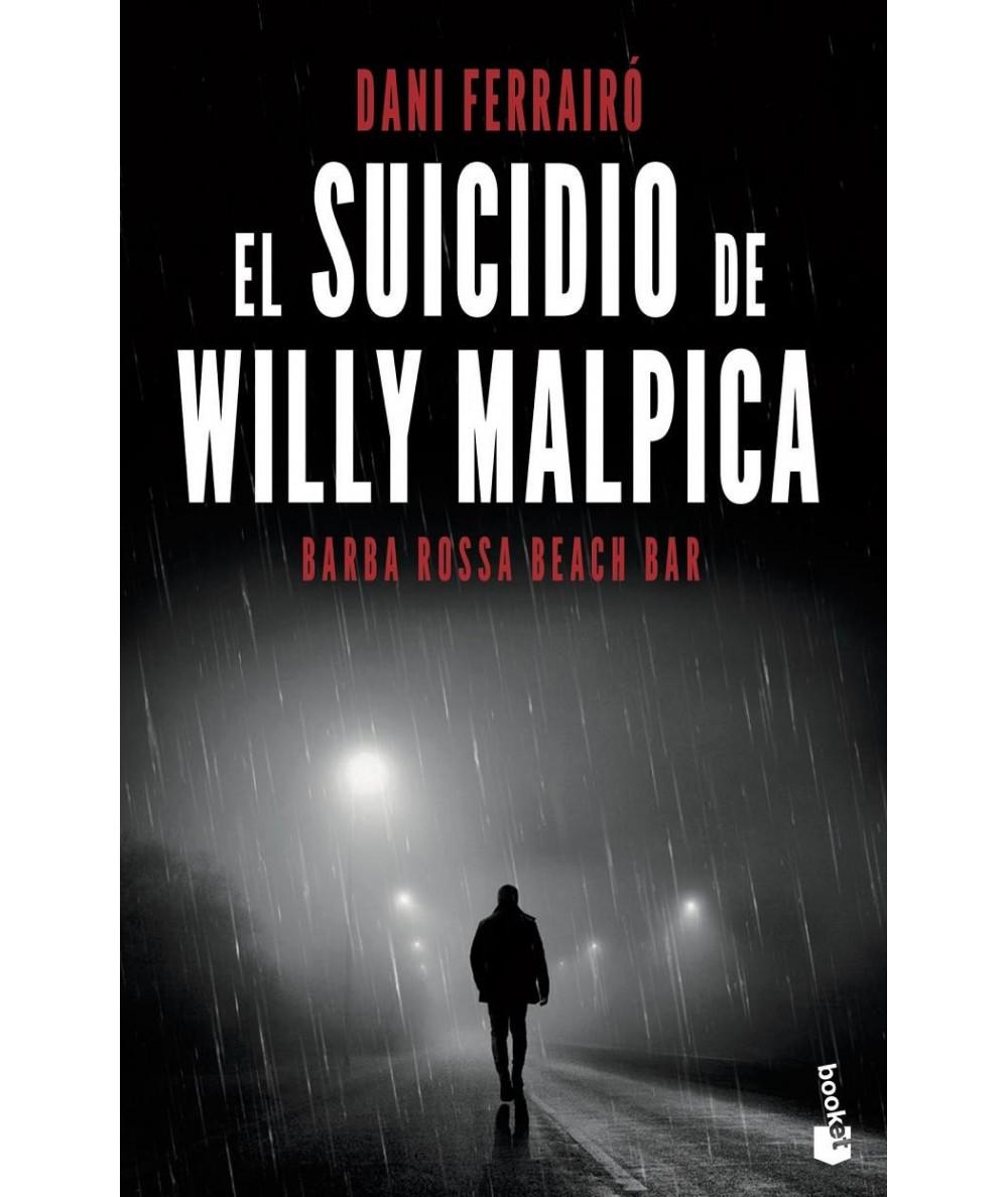 EL SUICIDIO DE WILLY MALPICA. BARBA ROSSA BEACH BAR Fondo General