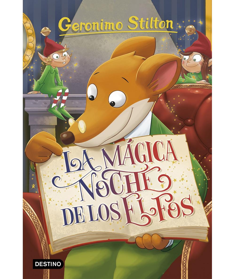 GERONIMO STILTON 67 LA MAGICA NOCHE DE LOS ELFOS Infantil