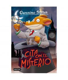GERONIMO STILTON 79 CITA CON EL MISTERIO Infantil