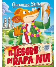 GERONIMO STILTON 73 EL TESORO DE RAPA NUI Infantil