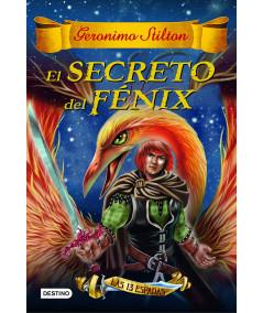 TRECE ESPADAS 2 EL SECRETO DEL FENIX Infantil