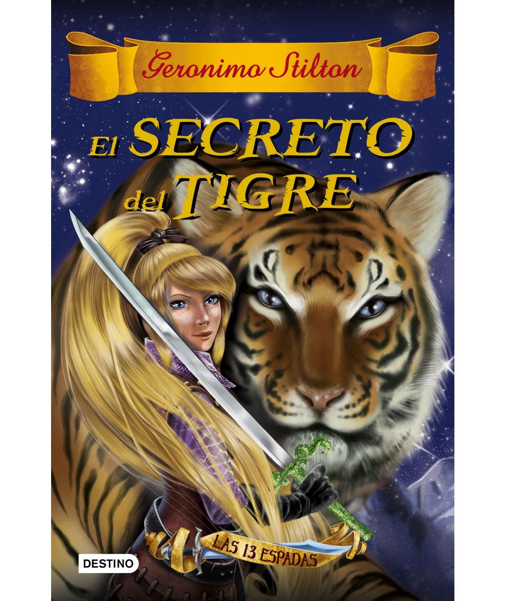 TRECE ESPADAS 3 EL SECRETO DEL TIGRE Infantil