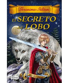 TRECE ESPADAS 4 EL SECRETO DEL LOBO Infantil