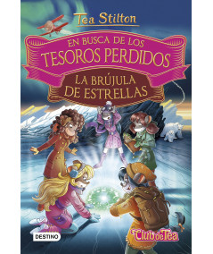 TEA EN BUSCA DE TESOROS PERDIDOS 2 LA BRUJULA DE ESTRELLAS Infantil