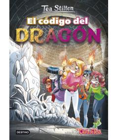 TEA STILTON 1 EL CODIGO DEL DRAGON Infantil