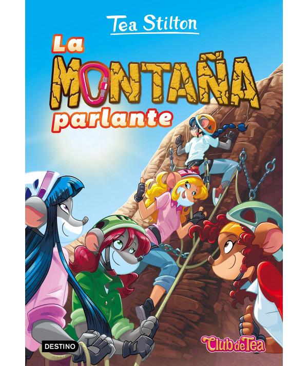 TEA STILTON 2 LA MONTAÑA PARLANTE Infantil
