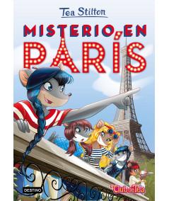 TEA STILTON 4 MISTERIO EN PARIS Infantil
