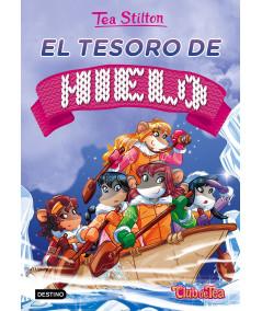 TEA STILTON 7 EL TESORO DE HIELO Infantil