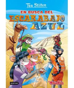 TEA STILTON 11 EN BUSCA DEL ESCARABAJO AZUL Infantil