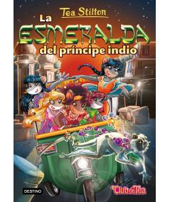 TEA STILTON 12 LA ESMERALDA DEL PRINCIPE INDIO Infantil