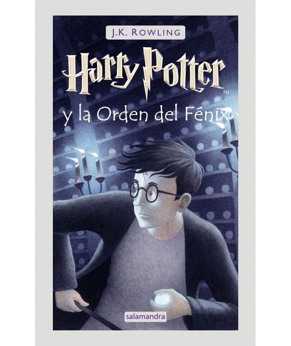 Harry Potter y la Orden del Fénix. J.K. Rowling Infantil