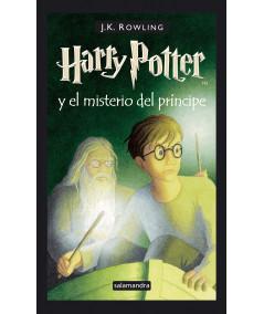 Harry Potter y el misterio del príncipe. J.K. Rowling Infantil