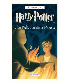 Harry Potter y las Reliquias de la Muerte. J.K. Rowling Infantil