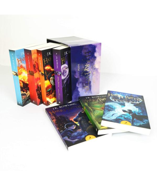 Pack Harry Potter - La serie completa Infantil