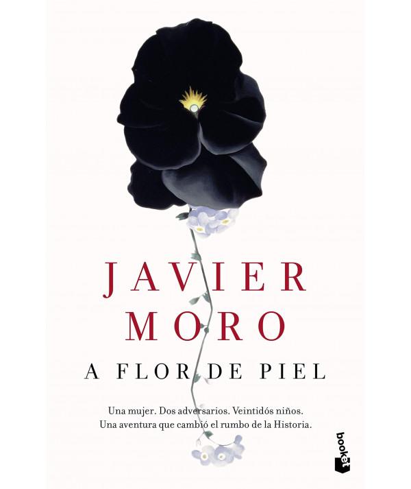 A FLOR DE PIEL. JAVIER MORO Fondo General