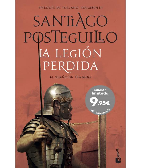 LA LEGION PERDIDA. SANTIAGO POSTEGUILLO Fondo General