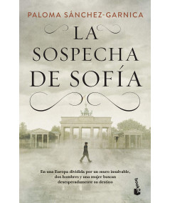 LA SOSPECHA DE SOFIA. PALOMA SANCHEZ GARNICA Fondo General