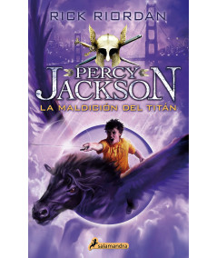 PERCY JACKSON Y LA MALDICION DEL TITAN Juvenil